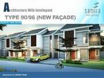 SAMIRA Residence, SmartHome 2 Lantai, Sentul, Mewah Minimalis