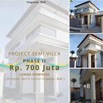 Rumah Semi villa Ungasan Bali