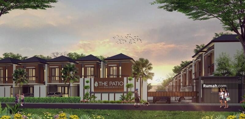 The Patio Residence Rumah Dataran Tinggi di BSD #90832915