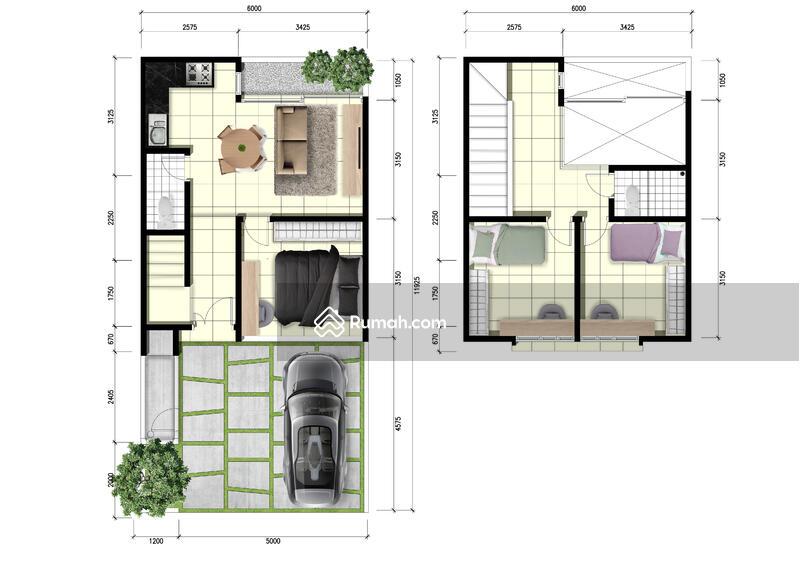 Glass house jatiasih 1 perumahan modern harga terjangkau #91180417