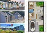 Rumah dijual di perumahan daerah jimbaran dekat dengan by pass