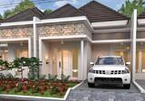 Dijual rumah baru siap huni lokasi sulfat