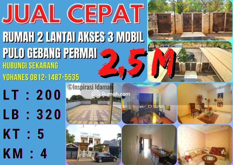 Pulo Gebang Permai #107486597