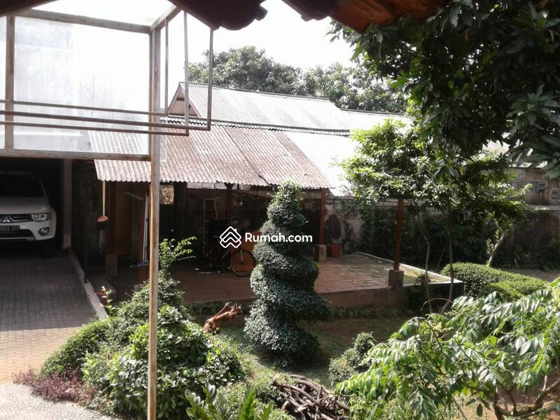 Dijual rumah dan pekarangan diJl Raya Pondok Aren Tangerah Selatan #91810501