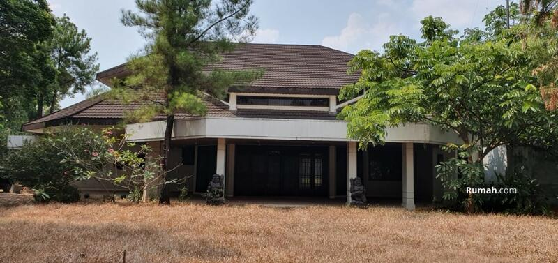 Jual Rumah hitung tanah 3.015 sqm di Taman Wijaya kusuma, Cilandak (Her) #92066001