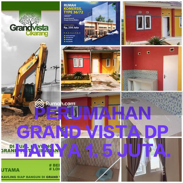 Perumahan Subsidi Grand Vista Cikarang DP Cuma 1.5 Juta Bekasi #109526973