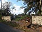 Tanah kosong murah cocok untu villa, jl pantai tegal besar, klungkung