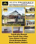 Tanah Tanjung Raya 2 Pontianak Kalimantan Barat