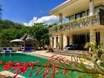 Villa di temukus Buleleng Bali hillside villa with waterfall