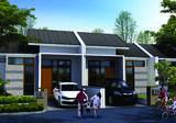 Dijual Rumah Kolmas Regency Mainroad Cimahi Utara type 42