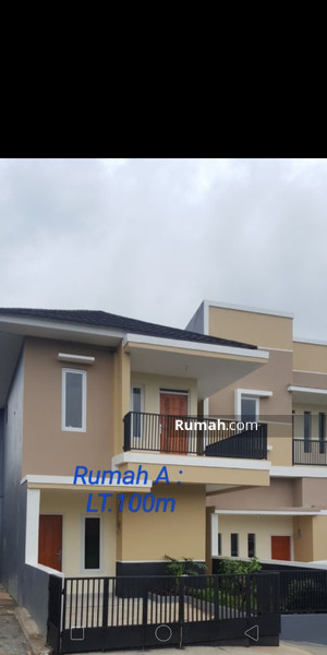 Dijual Rumah Baru di Ciater Subang #92824445