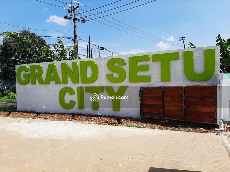 PPKM MERDEKA! Subsidi DP 20 juta plus free AC! Rumah baru Bekasi! SHM #107721399