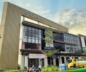 Dijual - Ruko The Boulevard 3Lantai 5x17 (85m) lokasi di boulevard utama JGC Jakarta Garden City Cakung