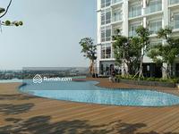Dijual - Harga murah apartemen sedayu city type studio lb28m2 semi furnished