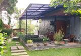 Dijual rumah asri & mewah komp. Dago Resort
