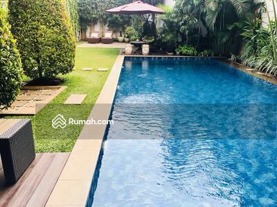 Dijual - Rumah Mewah Di Cluster Harga Murah Tanah Luas Di Mampang Jakarta Selatan