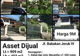 Dijual Rumah Jalan Babakan Jeruk IV