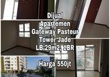 Dijual Apartemen Gateway Pasteur