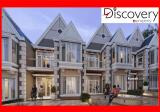 Dijual Rumah Baru Setra Duta Hegar Bandung Townhouse