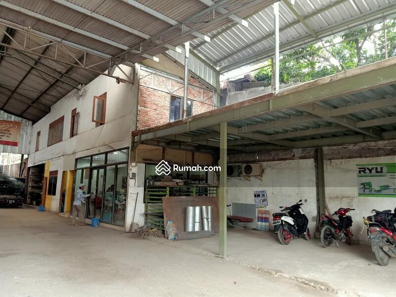 workshop/gudang dekat pasar modern bsd dan stasiun krl #93351625