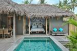 9 UNITS VILLA RESORT FOR SALE IN GILI ISLAND - LOMBOK