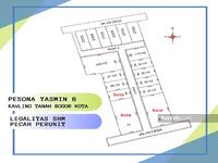 Dijual - Kavling Exclusif Dekat kebun Raya Bogor