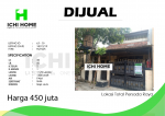 Dijual Rumah siap huni Tangerang banten