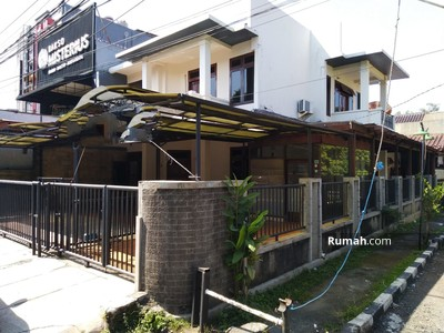 Dijual - Rumah Tempat Isaha Pinggir Jalan Utama Pandu Raya
