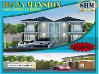 Dijual - CLUSTER DIANA MANSION BINTARO