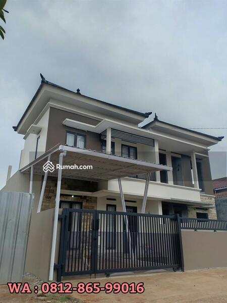 Dijual Rumah Mewah Depok Nuansa Bali 2 Lantai Dekat Tol Desari dan Mall Sawangan Free Biaya-Biaya #93758745