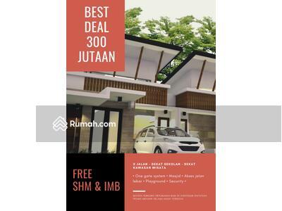Dijual - Rumah murah 0 jalan di Singosari Malang