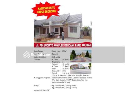 Dijual - Rumah di Adisucipto Komp Kencana Park