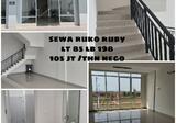 Disewa Ruko Ruby Summarecon Bandung