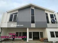 Dijual - Dijual Rumah Exclusive 2 Lantai Tangsel, Lokasi Strategis Akses MRT Lebak Bulus Jakarta Selatan