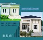 Rumah Minimalis Tenjo City Bogor Lima Menit Dari Stasiun Cicilan Pun Terjangkau