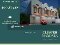 Dijual - Town House Cluster Mandala