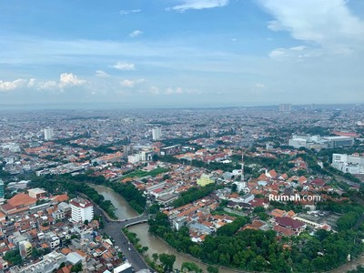 Dijual - Apartemen THE PEAK tunjungan plaza lantai 58 super mewah BEST VIEW 6. 5M nego bagus, Basuki Rachmat,