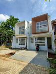 Rumah  Minimalis Modern Termurah  Lingkungan Nyaman di Selatan Jakarta