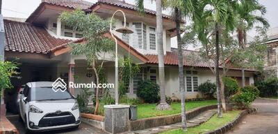 Dijual - Dijual Rumah 2 Lantai Hitung Tanah Posisi Hoek di Perumahan Bintaro sektor 7