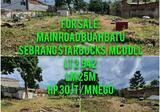 Dijual Tanah Mainroad Buah batu Bandung