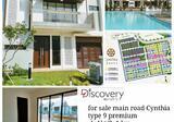 Dijual Rumah Mainroad Cluster Cynthia Summarecon Bandung