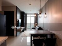 Disewa - Disewakan cepat full furnished apartemen brooklyn alam sutera hoek