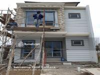 Dijual - Dijual Rumah baru 2 lantai di Jababeka Cikarang