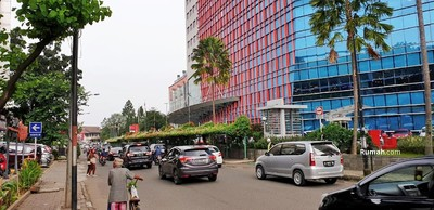 Dijual - Dijual Kavling Komersial Siap Bangun di Jalan Utama Raya Bintaro Sektor 7