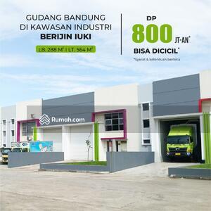 Dijual - Gudang Tipe C Kutawaringin Industrial Park Bandung