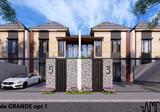 Dijual Rumah Baru 4 M an di Setraduta Bandung