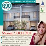 Menuju Sold Out. .. Cluster Mewah di Jakarta Timur dekat ke Jakarta Selatan