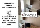 Jual Apartement Parahyangan Residrmce Full Furnish Baru