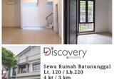 Disewa Rumah di Batununggal, Bandung