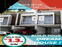 Dijual - rumah baru cluster elegant dengan harga sangat ekonomis di pusat kota Jakartau